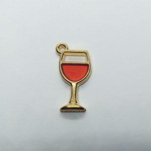 Extra függő ital alkohol bor boros pohár charm