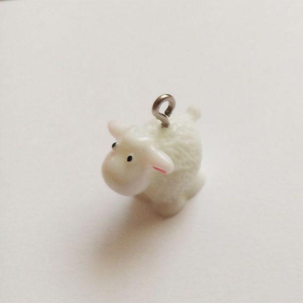 Extra függő állat bárány bari charm