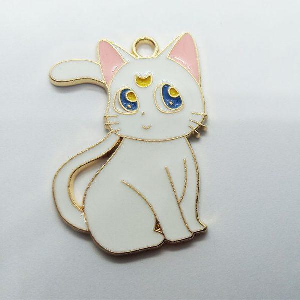 Extra függő állatok cica rózsaszín füles