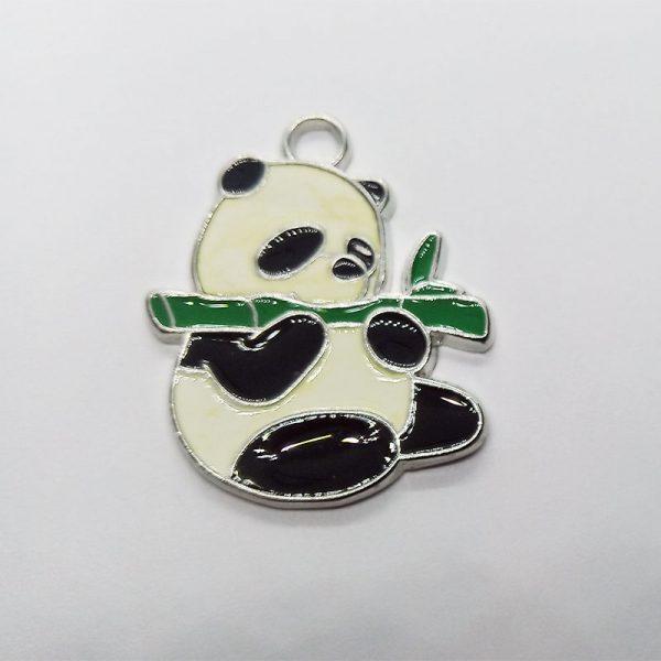 Extra függő állat panda maci charm