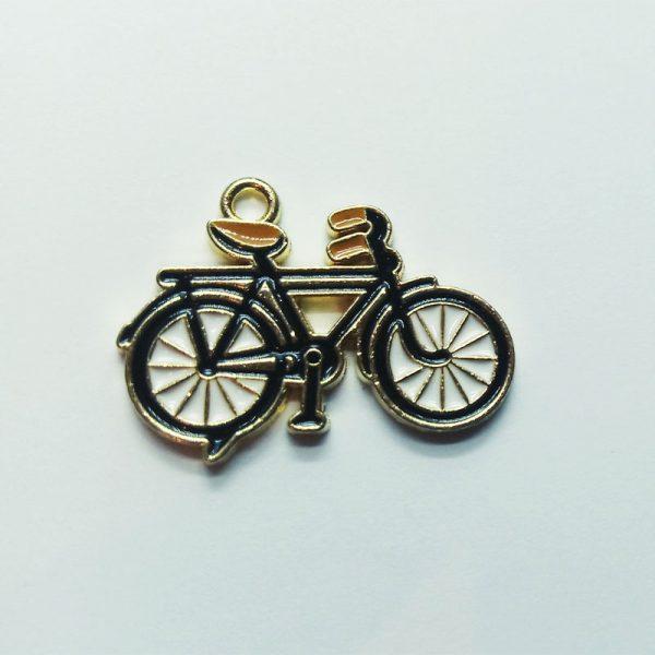 közlekedés fityegő Extra függő jármű bicikli charm