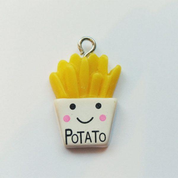 Extra függőétel sült krumpli charm