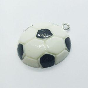 Extra függő foci futball labda labdarúgás sport charm fityegő