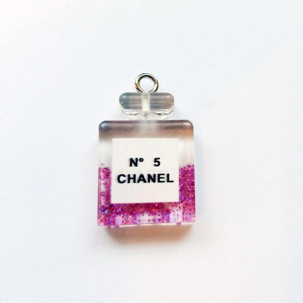 Extra függő charm fityegőparfüm chanel smink nr 5