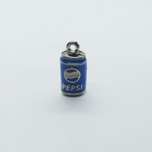 Extra függő ital üdítő dobozos Pepsi kóla charm