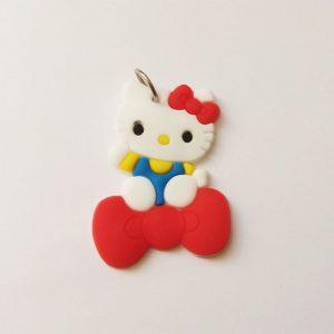 Extra függő Hello Kitty charm fityegő