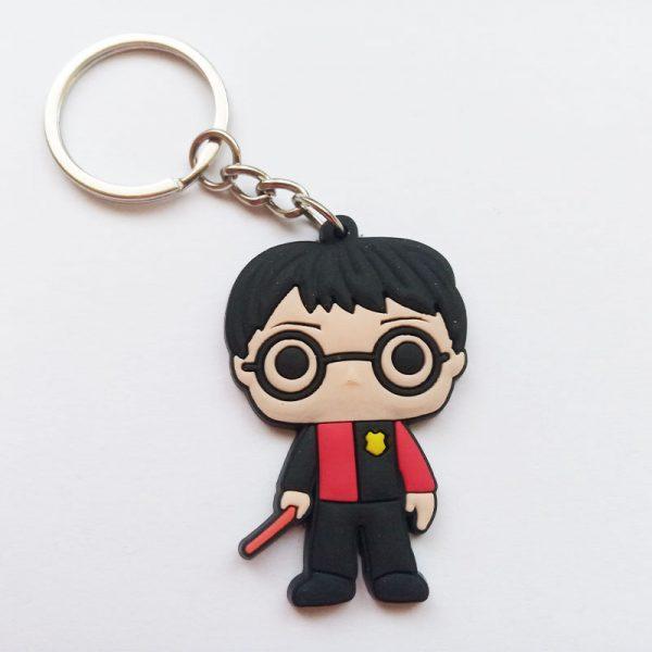 Extra függő charm fityegő kulcstartó Harry Potter varázspálca