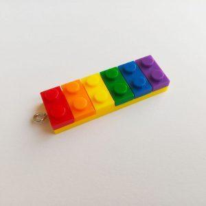 Extra függő charm fityegő játék legó lego kocka építőjáték
