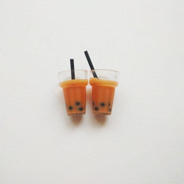 Extra függő charm latte tejeskávé kávé cappucino fityegő